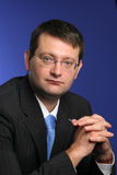 Serban Toader. Is the senior partner at KPMG Romania Stock Photos