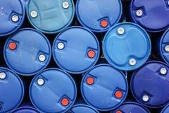 Serbatoio chimico Fotografie Stock