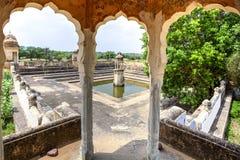 Serbatoio di acqua, Ragiastan, India immagini stock libere da diritti