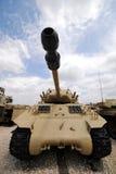 Serbatoio militare Fotografie Stock Libere da Diritti