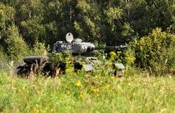 Serbatoio T-34 Fotografia Stock Libera da Diritti