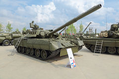 Serbatoio T-80 Immagine Stock