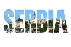 Serbia Fotografia Stock