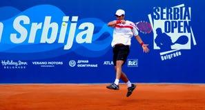 Serbia abre 2009 - ATP 250 Imagenes de archivo