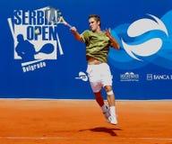 Serbia abre 2009 - ATP 250 Imagen de archivo
