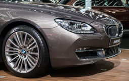 BMW 640d Royalty Free Stock Images