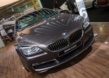 BMW 640d Royalty Free Stock Photos