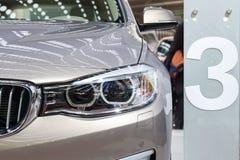 BMW 328i Gran Turismo Royalty Free Stock Photo