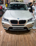 BMW X3 xDrive20d Royalty Free Stock Photography