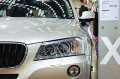BMW X3 xDrive20d Stock Photo