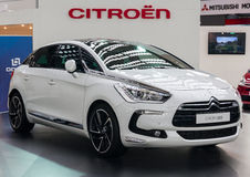 Citroen DS5 Stock Images