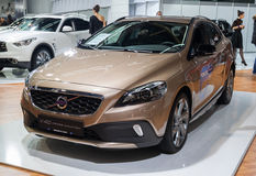 Volvo V40 Royalty Free Stock Photos