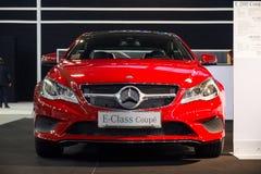 Mercedes E 200 Fotografía de archivo libre de regalías