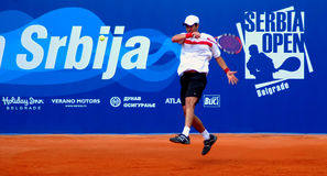 Serbia Open 2009 - ATP 250. SERBIA OPEN powered by Telekom Serbia Stock Images
