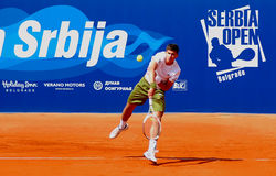 Serbia Open 2009 - ATP 250. SERBIA OPEN powered by Telekom Serbia Royalty Free Stock Image
