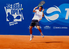Serbia Open 2009 - ATP 250. SERBIA OPEN powered by Telekom Serbia Royalty Free Stock Images