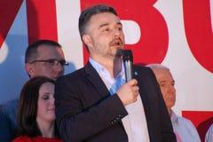 serbian президента выбранного Стоковые Изображения
