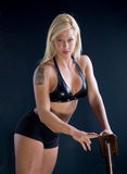Serbian beautiful woman royalty free stock images