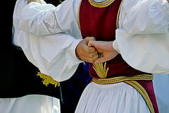 Serbian Dance 12 Royalty Free Stock Photography