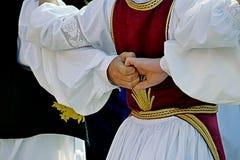 Serbian Dance 12 Royalty Free Stock Photography