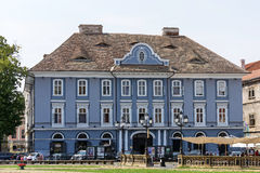 Serbian Episcopal Palace, Timisoara Royalty Free Stock Photos