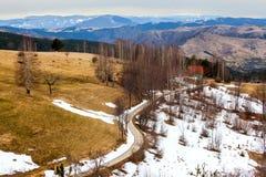 Serbian landscape Royalty Free Stock Photography