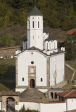 Serbian Orthodox Church. Serbian Orthodox monastery Prohor Pcinjski is an 11th-century Serbian Orthodox monastery in the south of Serbia, near the border with Royalty Free Stock Image