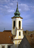 Serbian orthodox church, Szentendre, Hungary Royalty Free Stock Photos