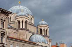 Serbian Orthodox Church, Trieste Stock Photography