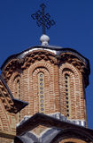 Serbian orthodox monastery, Gracanica, Kosovo Stock Image