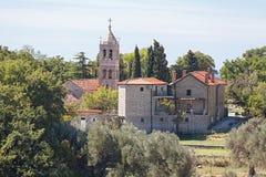 Serbian Orthodox Monastery of Rezevici Royalty Free Stock Photos