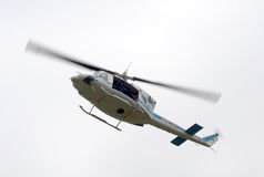 Serbian police force before landing Stock Photo