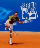 Serbien öffnen 2009 - Atp 250 Stockbild