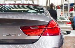 BMW 640d Lizenzfreie Stockfotografie