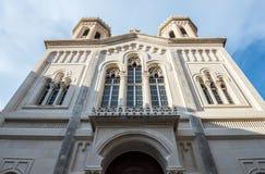 Serbische Kirche in Dubrovnik lizenzfreies stockbild
