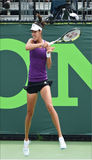 Serbisk pro-tennisspelare Ana Ivanovic Royaltyfri Fotografi