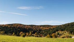 Serbska natura Fotografia Stock