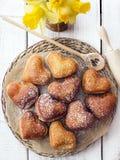 Serc Kształtni Donuts zdjęcia royalty free