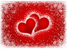 serc ramowi valentines Obraz Royalty Free