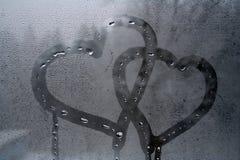 Serca obrazy stock