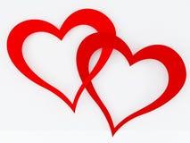 serca Obraz Stock