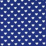 Serca i miłości backgound Zdjęcia Stock