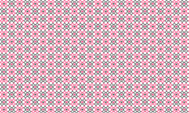 Serca pudełka wzór Zdjęcia Stock