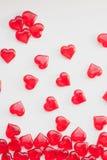 Serca są spada puszkiem, Zdjęcia Stock