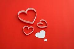 serca tapetują s valentine Zdjęcie Stock