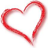 serce Zdjęcie Stock