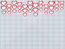 serce ciemnawi tła obrazów serc Zdjęcia Stock
