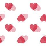 serce ciemnawi tła obrazów serc Zdjęcie Stock