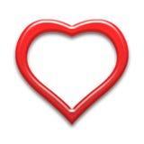 serce ciemnawi tła obrazów serc Zdjęcie Royalty Free