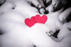 serce czerwony 2 Obrazy Stock
